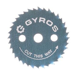 """Gyros Tools 81-30821 7/8"""" Gyros Steel Ripsaw Blade"""