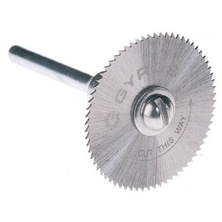 Gyros Tools 82-11015 Circular Saw Blade Set