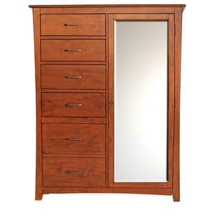Simply Solid Avett Solid Wood Armoire