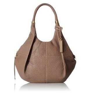 Vince Camuto Marlo Chai Latte Hobo Handbag