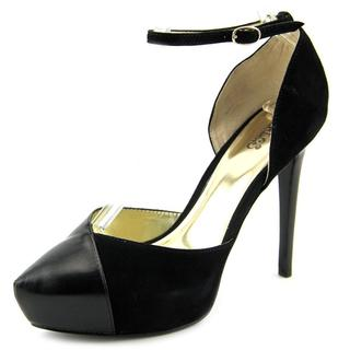 Carlos Santana Women's 'Capelli' Regular Suede Dress Shoes