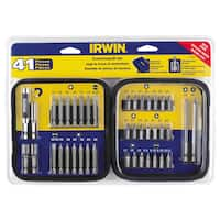 Irwin 3057041 41 Piece Screw Driver Bit