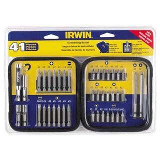 Irwin 3057041 41 Piece Screw Driver Bit