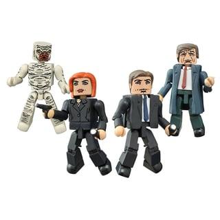 Diamond Select Toys X-Files Classic Minimates Box Set