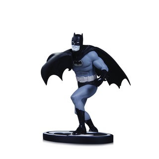 DC Comics Batman Black and White Statue Batman by Infantino