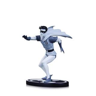 DC Comics Batman Black and White Statue Robin by Infantino