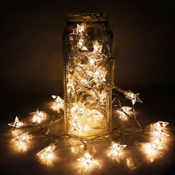 Outdoor String Lights Overstock : American Vintage 10- Foot Decorative String Lights - Free Shipping On Orders Over USD 45 ...