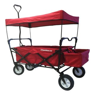 EasyGo Red Wagon