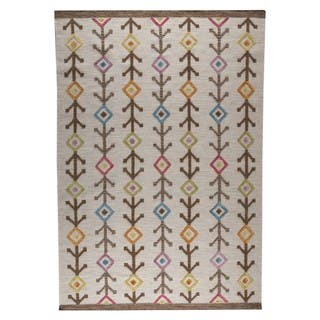 Indian Hand-woven Khema7 Multicolored Rug (9'x12') https://ak1.ostkcdn.com/images/products/11533763/P18480759.jpg?impolicy=medium