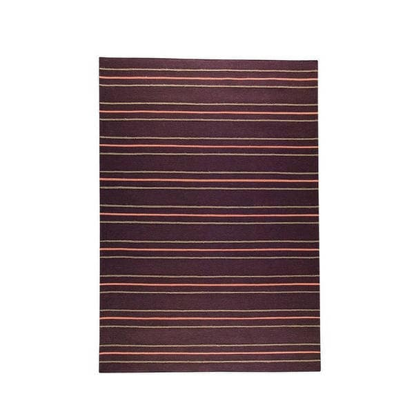 Handmade M.A.Trading Indian Savannah Brown Rug (8'3 x 11'6) (India)
