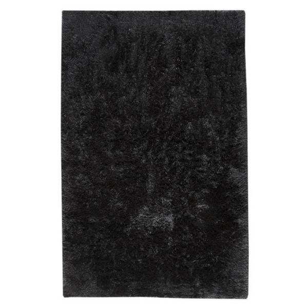 Handmade M.A.Trading Indian Sunshine Black Rug - 8' x 10' (India)