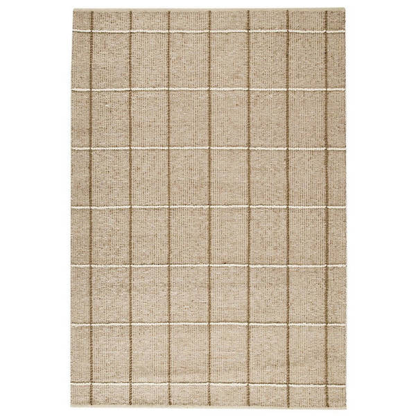 Handmade M.A.Trading Indian Brooklyn Beige Rug (8'3 x 11'6) (India)