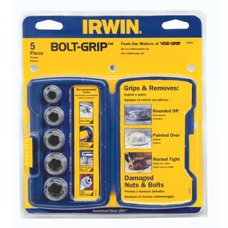 Irwin 394001 5-piece Bolt Extractor Set