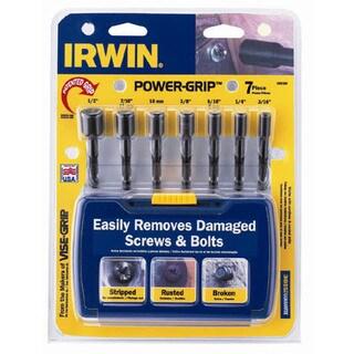 Irwin 394100 7-piece Power Grip Set