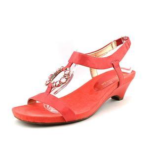 Anne Klein Women's 'Tycho' Fabric Sandals