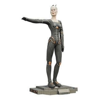 Diamond Select Toys Star Trek Femme Fatales Borg Queen PVC Figure