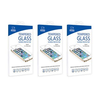 Rhino 9H Hardness Tempered Glass Screen Protector for Apple iPhone 6/ 6s 4.7-inch (Pack of 3)|https://ak1.ostkcdn.com/images/products/11533959/P18480987.jpg?impolicy=medium