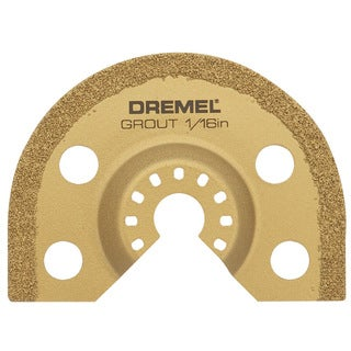 Dremel MM501 1/16-inch Grout Removal Blade