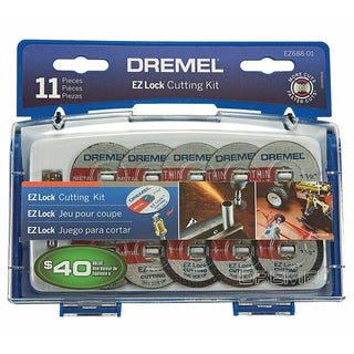 Dremel EZ688-01 10 Piece Mini Cutting Kit