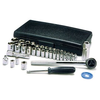 Wilmar W1173 40-piece Socket Set
