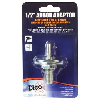 Dico 7600071 0.5-inch Arbor Adapter