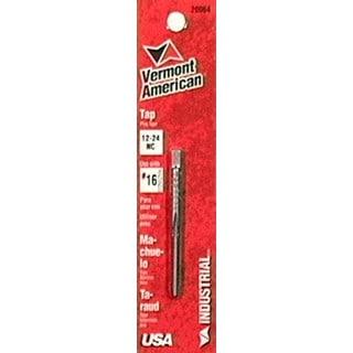 Vermont American 20064 12-24 NC Machine Screw Size Plug Taps