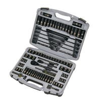 Stanley Hand Tools 92-839 99-piece Black Chrome and Laser Etched Socket Set
