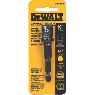 DeWalt DW2547IR 0.5-inch Impact Ready Socket Adaptor