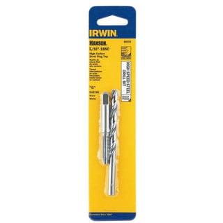 Irwin Hanson 80235 #G 5/16-18NC High Speed Steel Drill Bit and Tap