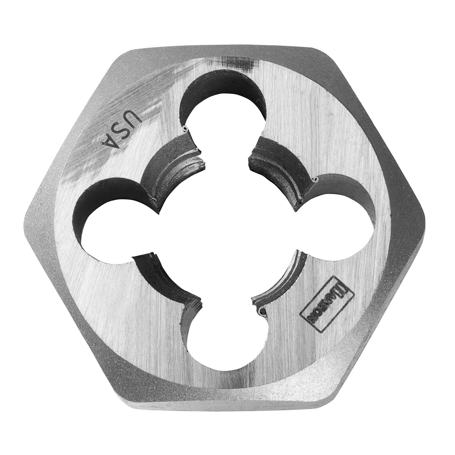 """High Carbon Steel 7mm x 1.00 Carded 1/"""" Across the Flat Irwin 9731 Hex Die"""