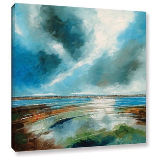 Stuart Roy's ' Salthouse View I' Gallery Wrapped Canvas