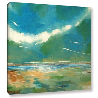 Stuart Roy's ' Seaview I' Gallery Wrapped Canvas