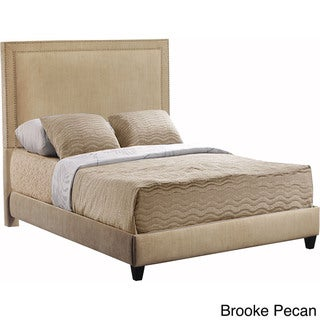 Brookside Upholstered Queen Size Bed frame