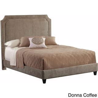 Manor Upholstered Queen Size Bed frame