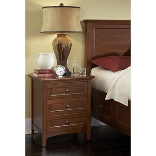 Simply Solid Aiden Solid Wood Nightstand