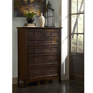 Simply Solid Garrett Solid Wood 6-drawer Chest