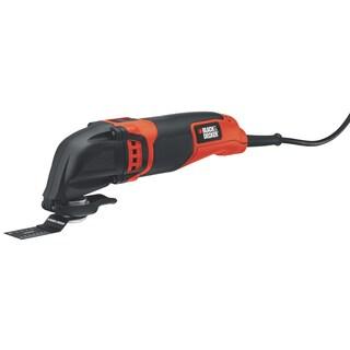 Black & Decker Power Tools BD200MTB 2.5 Amp Oscillating Mult-Tool