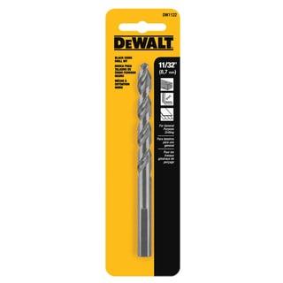 """DeWalt DW1122 11/32"""" Drill Bit"""