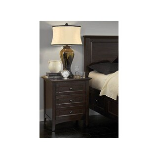 Simply Solid Garrett Solid Wood Nightstand