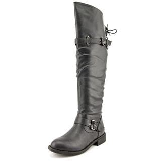 Bucco Capensis Women's 'Margery' Faux Leather Boots