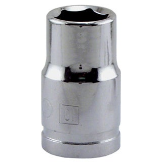 """Great Neck SK10M 10MM X 3/8"""" Drive 6 Point Socket Metric"""
