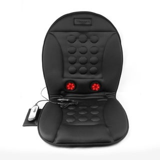 Wagan IN-9989 Infra Heat Massage Cushion