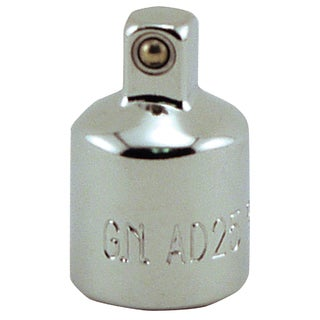 """Great Neck AD25 3/8"""" Drive 3/8"""" Female x 1/4"""" Male Socket Adapter"""