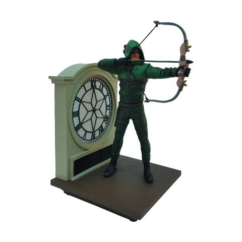 Icon Heros Arrow TV Season 1 PX Statue Bookend