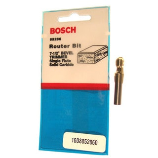Bosch 85286 Laminate Bevel Trim Router Bit