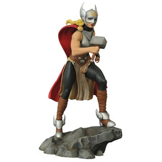Diamond Select Toys Marvel Femme Fatales Lady Thor PVC Figure