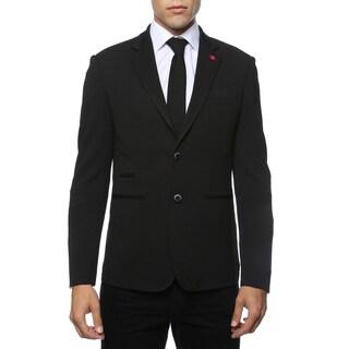 Zonettie Modena Knit Slim Fit Blazer
