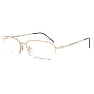 Porsche Design P8198 B Titanium Gold Eyeglasses Frame