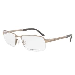 Porsche Design P8213 A Titanium Gunmetal Eyeglasses Frame