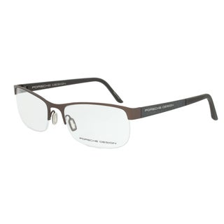 Porsche Design P8242 D Brown Eyeglasses Frame